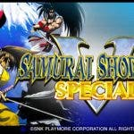 Se anuncia la fecha para Samurai Shodown V Special  de PS4 y PSVita