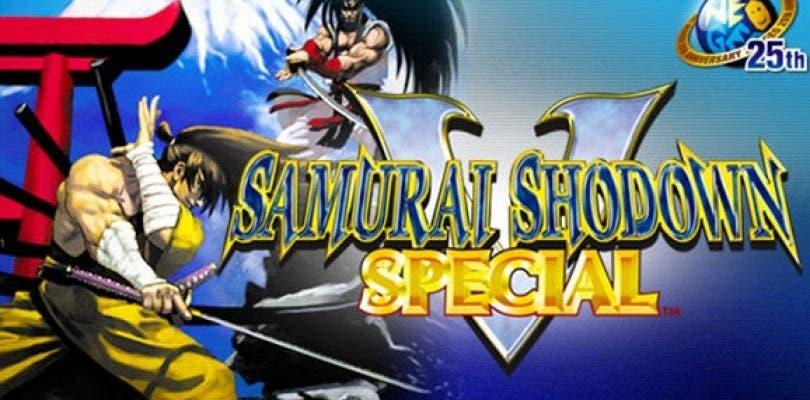 Anunciado Samurai Shodown V Special para PS4 y PSVita para este verano