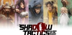 Shadow Tactics: Blades of the Shogun llega a Origin Access junto a más obras