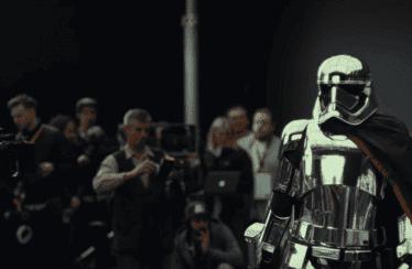 Tras las cámaras en el nuevo vídeo de Star Wars: Los Últimos Jedi
