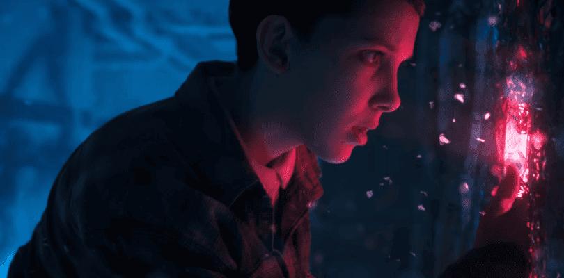 Eleven escapa del Mundo del revés en el nuevo clip de Stranger Things