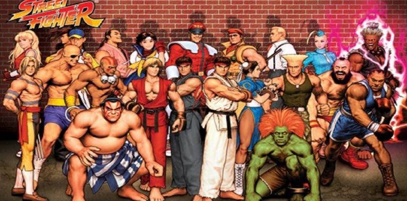 Una tienda filtra Street Fighter Anniversary Collection