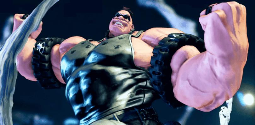 El nuevo DLC de Street Fighter V ya está disponible