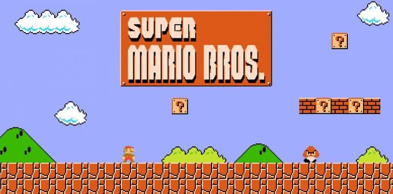 Una copia precintada de Super Mario Bros. se vende por un alto precio