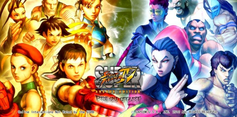 Super Street Fighter IV Arcade Edition se suma a Xbox One