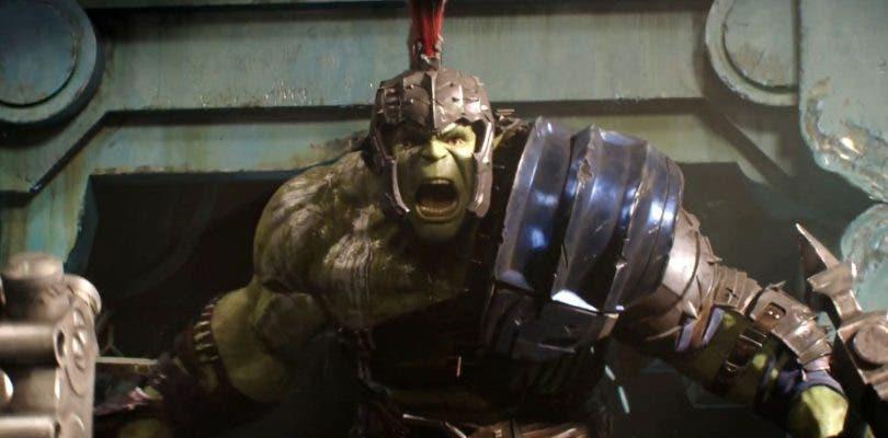 Thor: Ragnarok se luce en su arena con un mágico póster en la D23