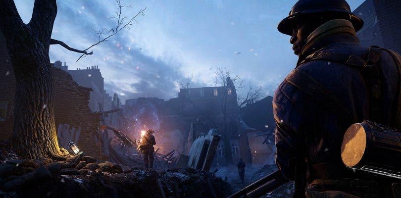Battlefield 1 recibe la actualización de Toma de Tahure