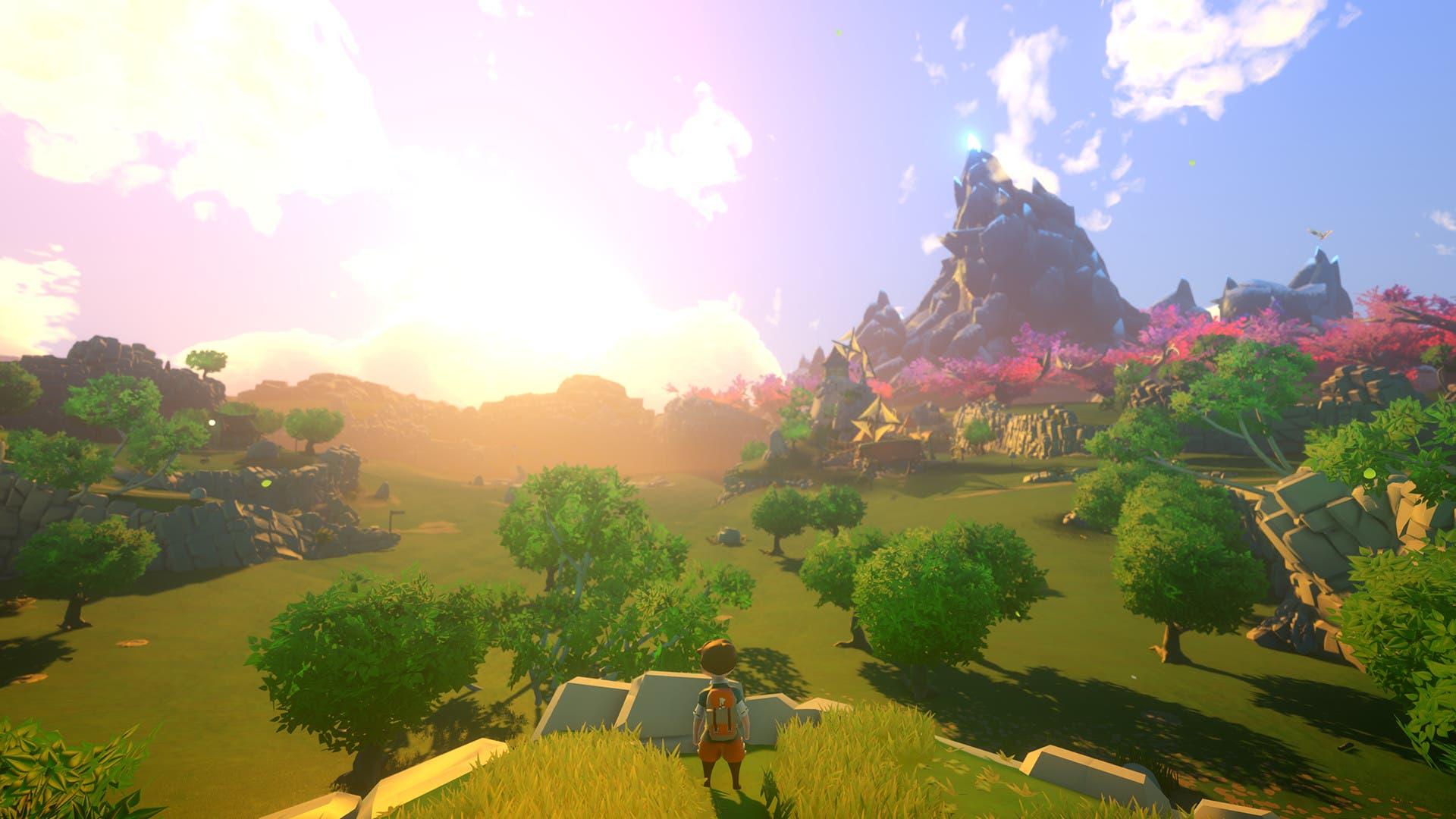 Imagen de El precioso Yonder: The Cloud Catcher Chronicles presenta sus ediciones físicas para PS5 y Switch