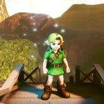 Recrean la aldea Kakariko de Zelda Ocarina of Time con Unreal Engine 4