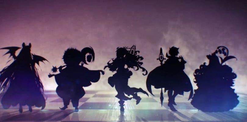 Antique Carnevale es el nuevo juego de rol que prepara Square Enix