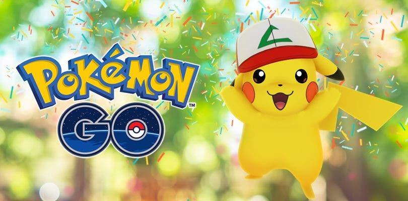 Pokémon GO celebra su primer aniversario con un evento muy especial