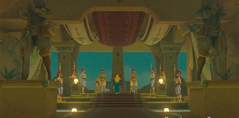 The Legend of Zelda: Breath of the Willd La balada de los elegidos
