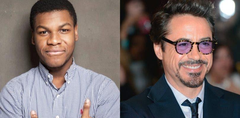 John Boyega - Robert Downey Jr.