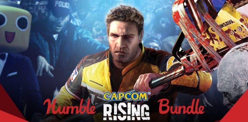 Ya disponible el nuevo Humble Capcom Rising Bundle