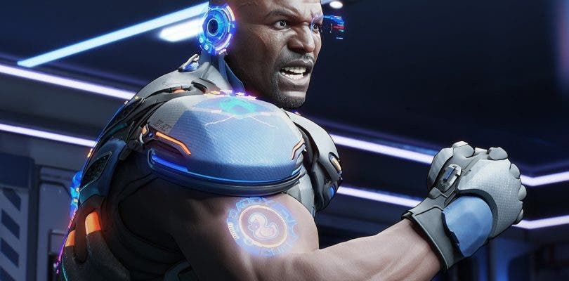 Crackdown 3 Terry Crews