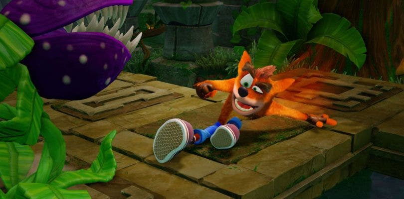 Crash Bandicoot lidera las ventas en UK superando al estreno de The Crew 2