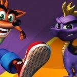 Spyro Reignited Trilogy y Crash Bandicoot N. Sane Trilogy podrían venderse juntos en un bundle