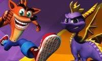 Los usuarios de PS4 podrán liberar un tráiler de Spyro en Crash N. Sane Trilogy