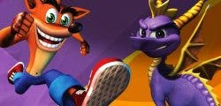 Crash Bandicoot y Spyro The Dragon se unen en un pack definitivo