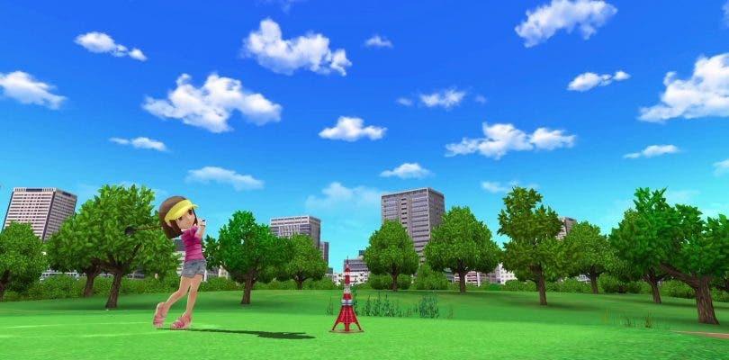 Everybody's Golf supera el millón de descargas en Japón en dos días