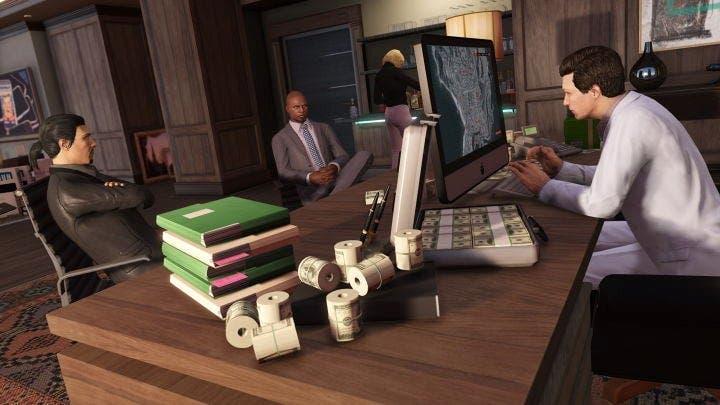Imagen de Nuevos descuentos y recompensas dobles en GTA Online durante esta semana