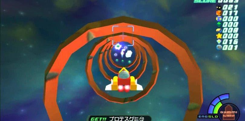 La nave Gummi retornará en Kingdom Hearts III