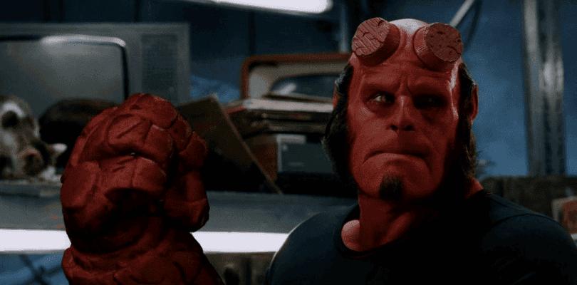 El reboot de Hellboy iba a continuar la historia original de del Toro