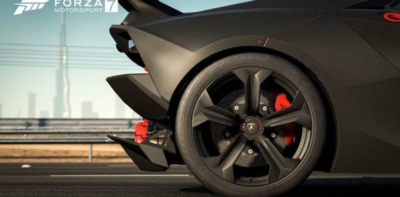 Nuevos modelos de Porsche, Ferrari y Lamborghini para Forza 7