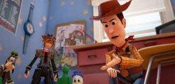 La fidelidad visual de Toy Story en Kingdom Hearts III asombró a Pixar