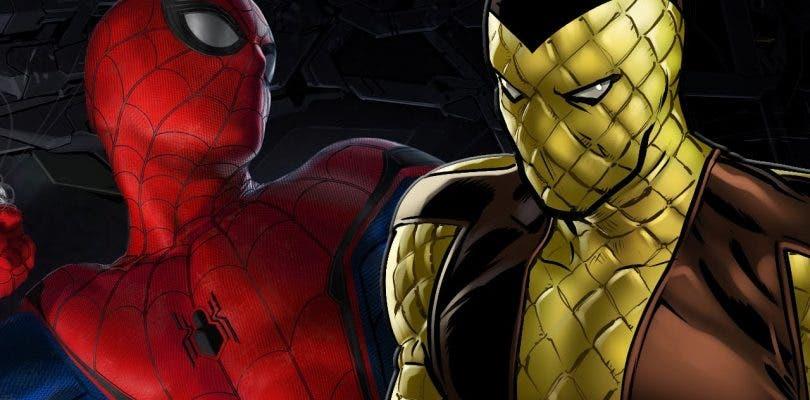 Spider-Man: Homecoming nos muestra a Shocker en nuevas imágenes