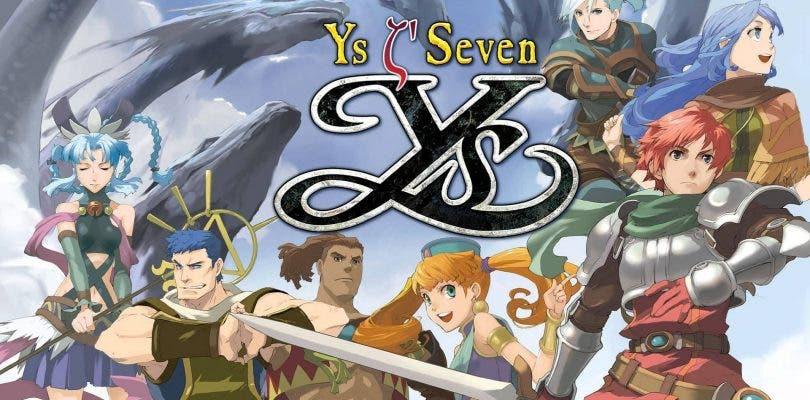 XSEED está preparando un nuevo port de PC para Ys Seven