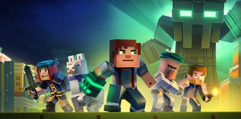 Minecraft: Story Mode – Temporada 2 se presenta con un nuevo tráiler