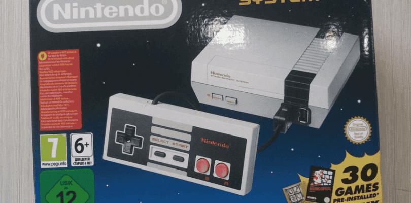 NES Mini sucumbe al mercado chino de las imitaciones
