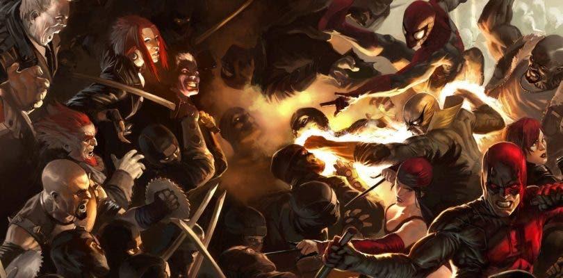 A los actores de The Defenders les gustaría unirse a Los Vengadores