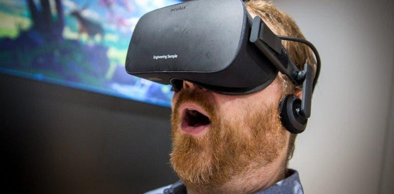 Facebook podría presentar un Oculus sin necesidad de hardware añadido