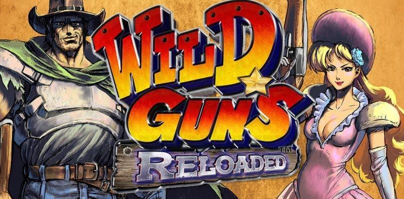 El clásico Wild Guns Reloaded ya se encuentra disponible en Steam
