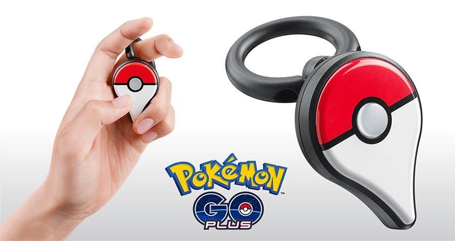 Pokémon GO Plus anillo