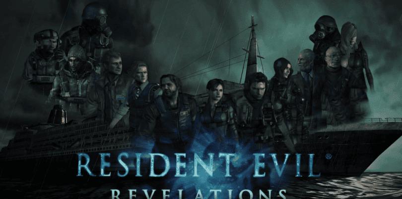 Resident Evil: Revelations llega en Otoño a PS4 y Xbox One