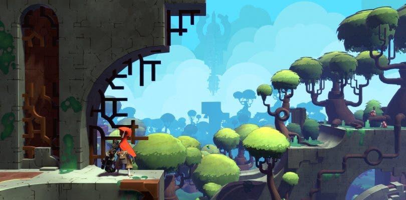 Runic Games estrena nuevo tráiler de Hob enfocado en sus entornos