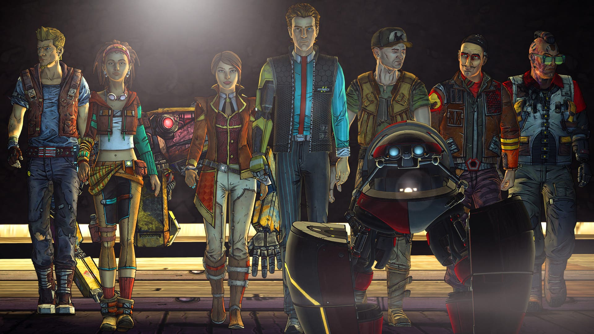 Resultado de imagen de tales from the borderlands