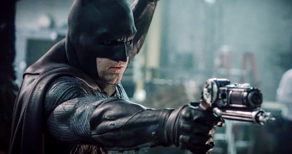 Imagen de ¿Será The Batman independiente del Universo Extendido DC?