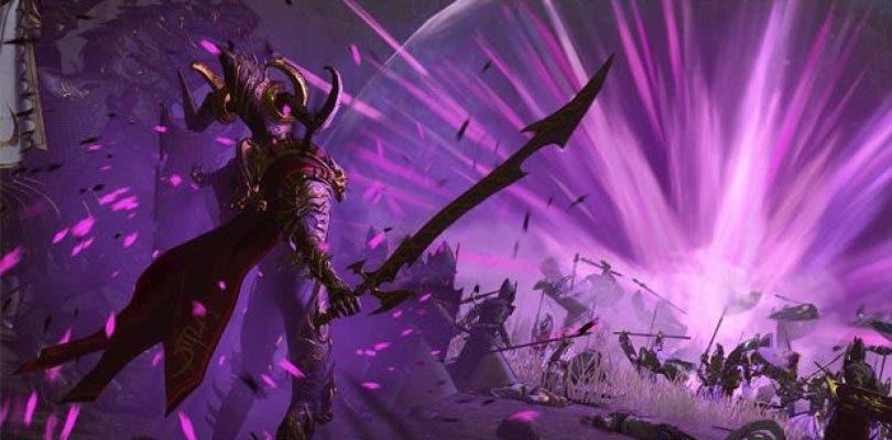 Total War: Warhammer II muestra en un nuevo vídeo a los Elfos Oscuros