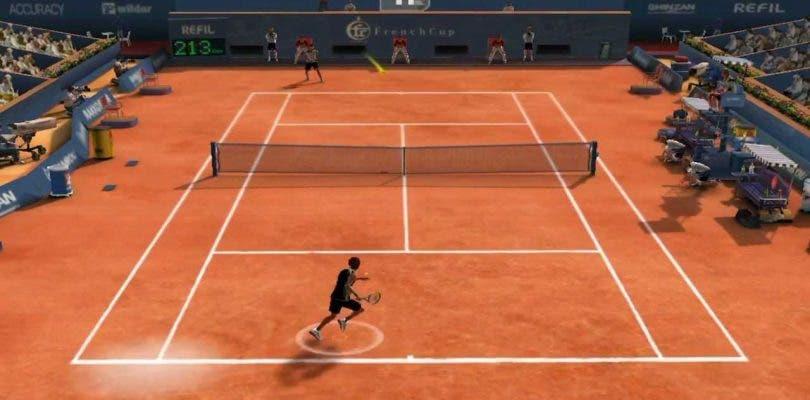 Virtua Tennis Challenge es el nuevo título gratuito de SEGA Forever