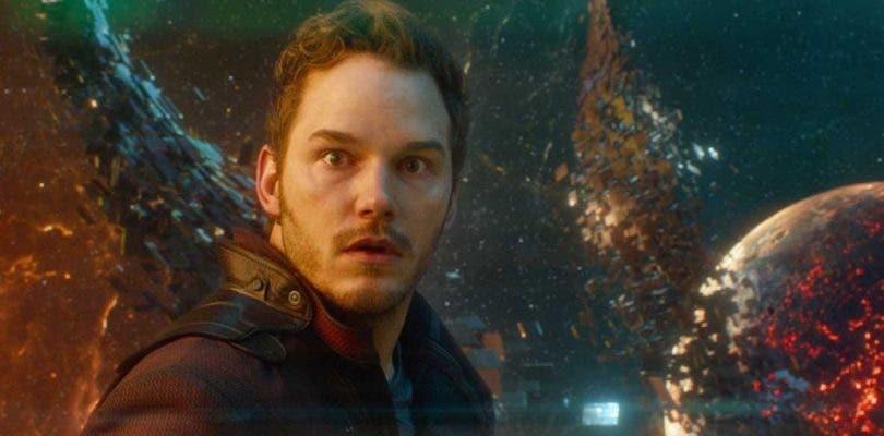 El Blu-ray de Guardianes de la Galaxia Vol. 2 llegará en 4K UltraHD
