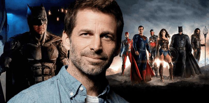 La participación de Snyder en el DCEU se reduciría tras Justice League