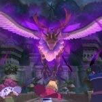 Ni no Kuni II: El Renacer de un Reino se muestra en varios gameplays