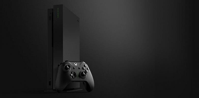 Abiertas en España las reservas de Xbox One X