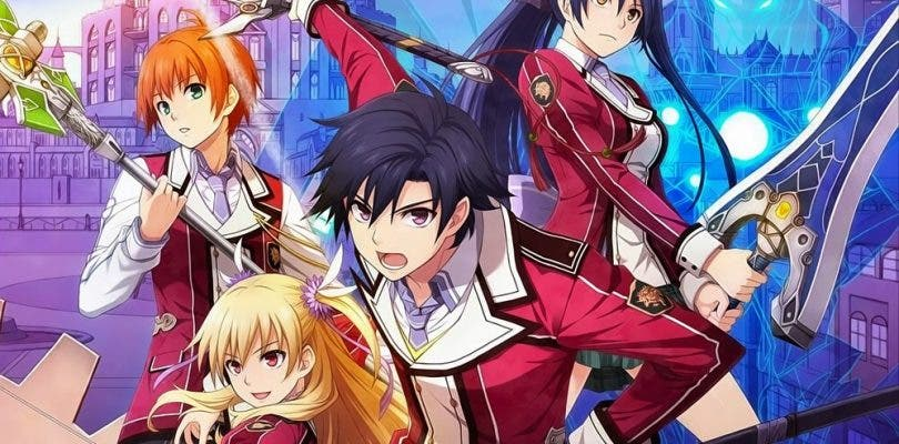 Trails of Cold Steel I y II llegarían a PlayStation 4 remasterizados