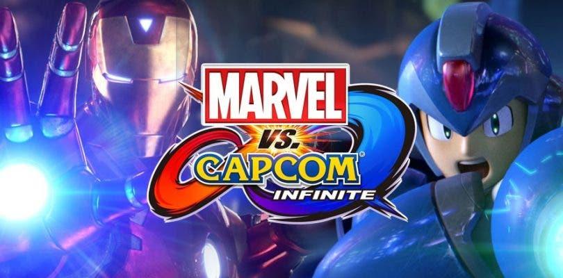 Capcom facilita un nuevo gameplay de Marvel vs. Capcom Infinite