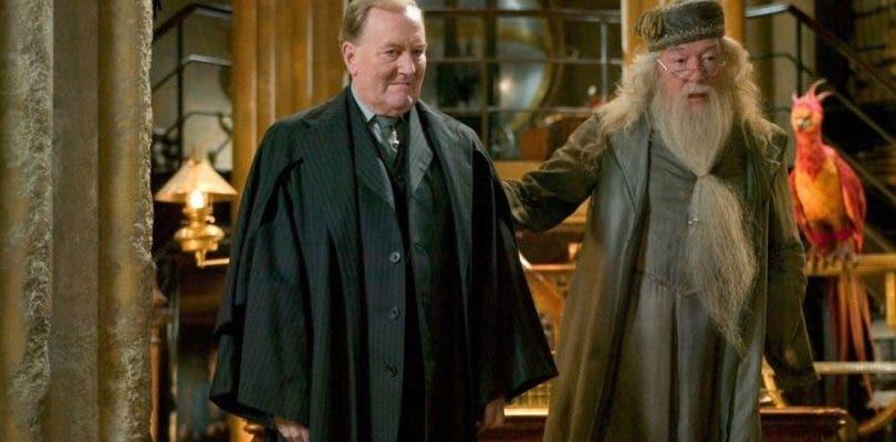 Muere Robert Hardy, quien interpretó a Cornelius Fudge en Harry Potter